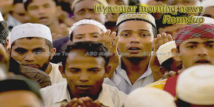 Myanmar morning news for June 4