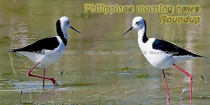Philippines morning news for May 9