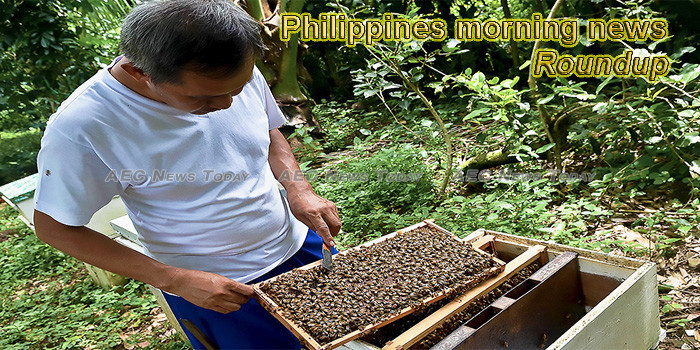 Philippines morning news for May 22