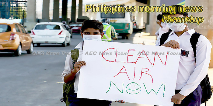 Philippines morning news for June 4