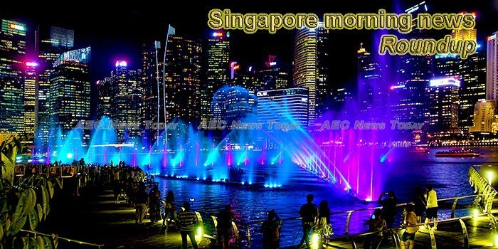 Singapore morning news for May 15