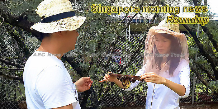 Singapore morning news for May 21