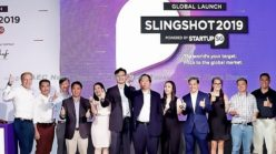$1 mln up for grabs as SLINGSHOT returns to Singapore for third year (video)