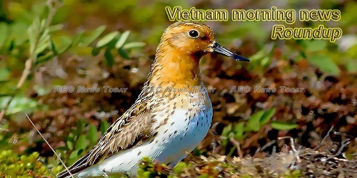 Vietnam morning news for May 8