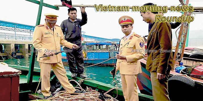 Vietnam morning news for June 7