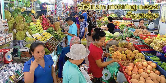 Vietnam morning news for May 20