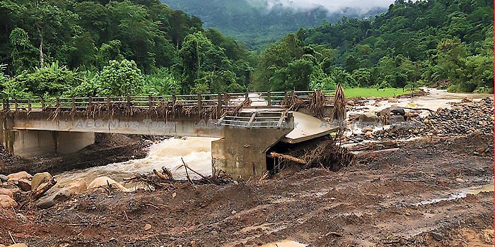 Lao gov sits on dam collapse report waiting on Seoul's approval on what to say *updated