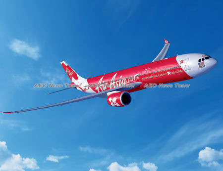 Thai AirAsia X will become the first airline in the Asia-Pacific region to fly the new Airbus A330-900