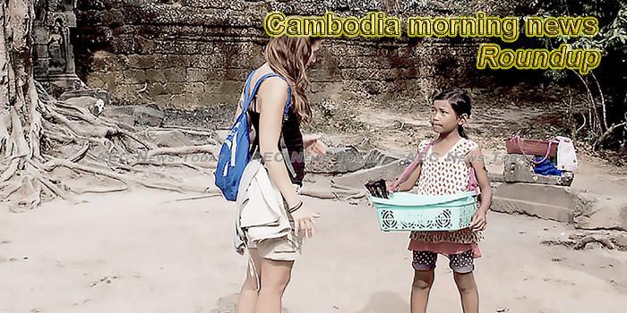 Cambodia morning news for June 13