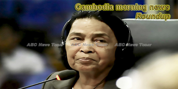 Cambodia morning news for June 18