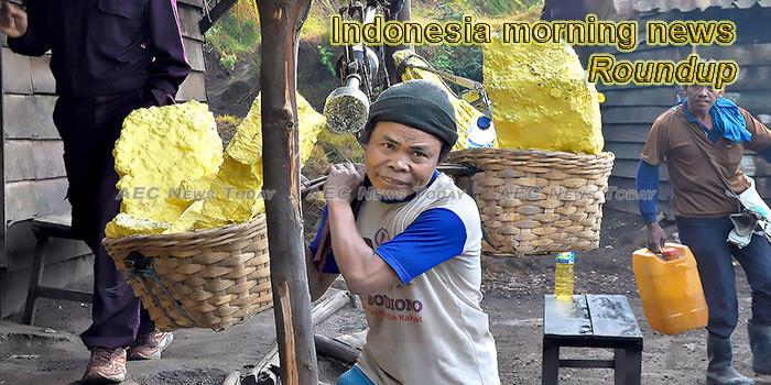 Indonesia morning news for June 25
