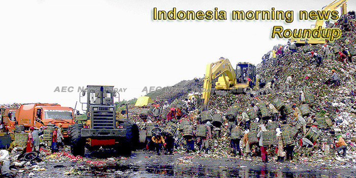 Indonesia morning news for July 1