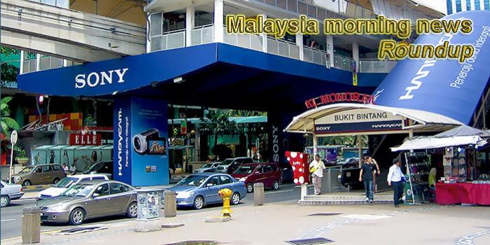 Malaysia morning news for June 28