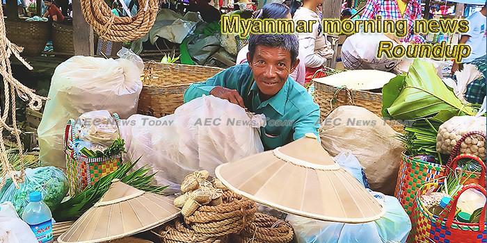 Myanmar morning news for June 27
