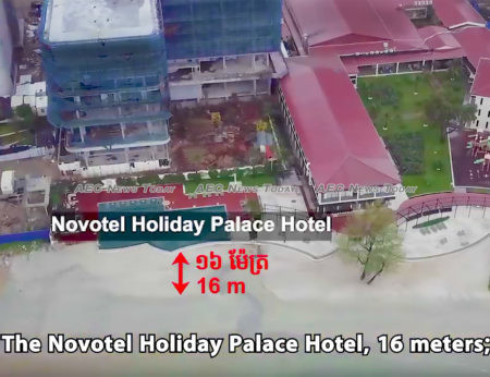 Mother Nature want the Sihanoukville construction industry inquiry to investigate hotels built on Cambodia's beaches in contravention to the Constitution