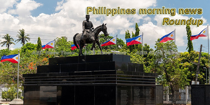 Philippines morning news for June 14
