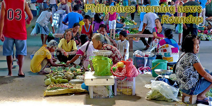 Philippines morning news for June 25