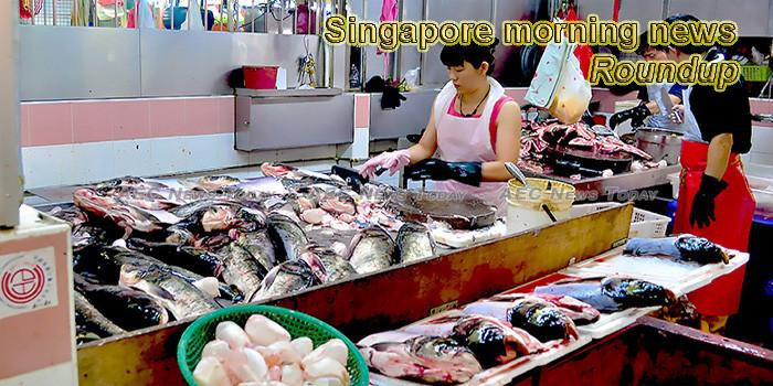 Singapore morning news for June 26
