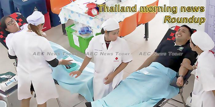 Thailand morning news for June 13
