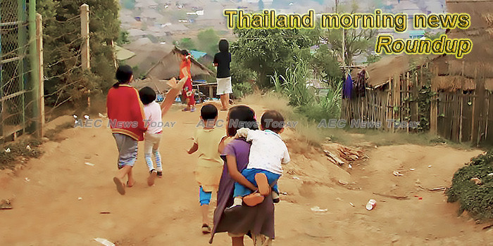 Thailand morning news for June 17