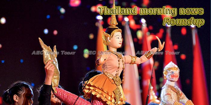 Thailand morning news for June 25