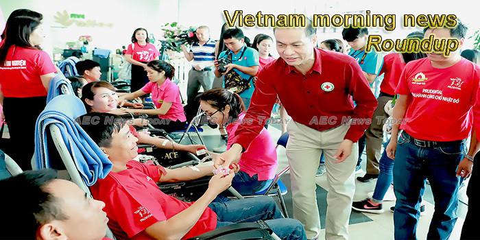 Vietnam morning news for June 11