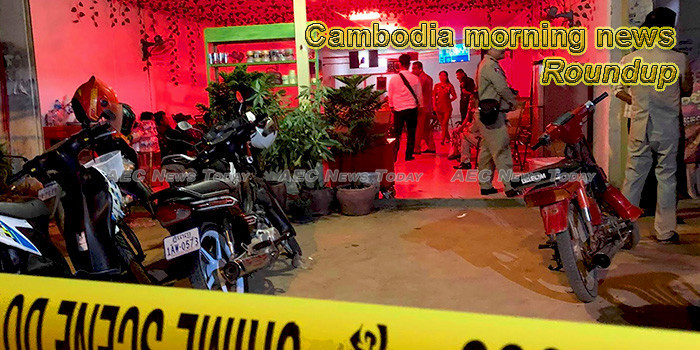 Cambodia morning news for July 30