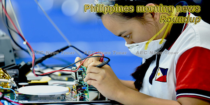 Philippines morning news for July 18