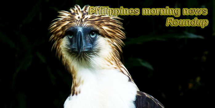 Philippines morning news for July 11