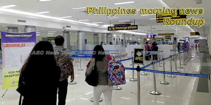 Philippines morning news for July 30