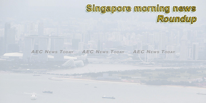 Singapore morning news for July 23