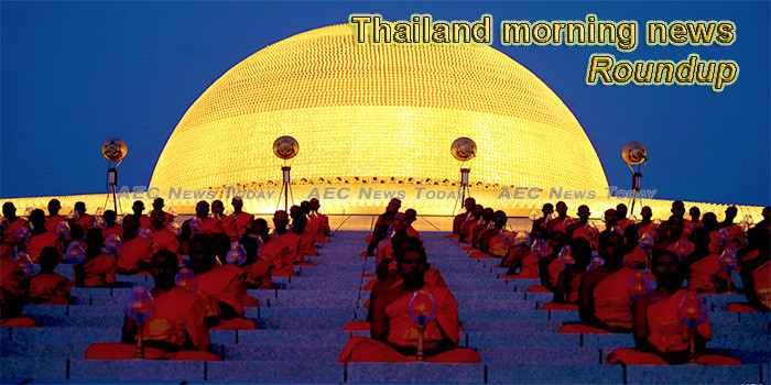 Thailand morning news for July 17