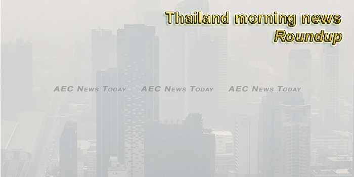 Thailand morning news for July 26