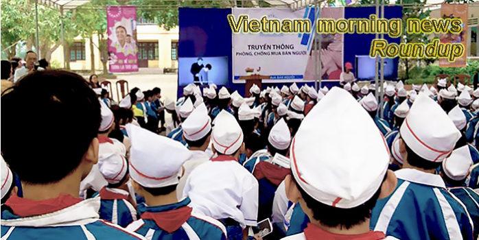 Vietnam morning news for July 30