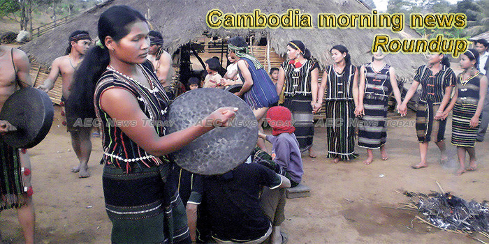 Cambodia morning news for August 7