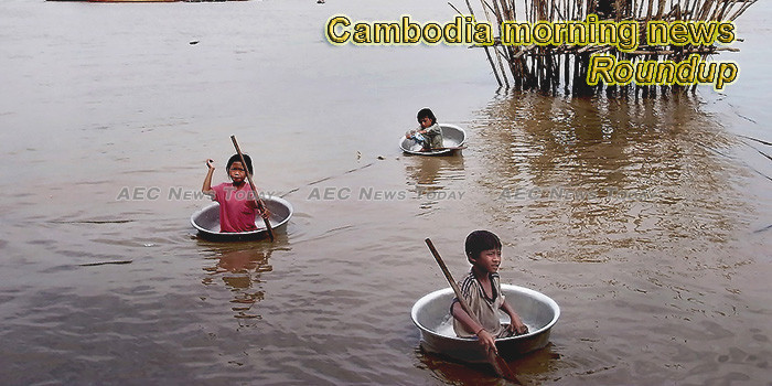 Cambodia morning news for August 13