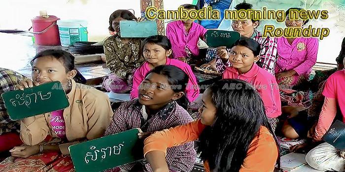 Cambodia morning news for September 5