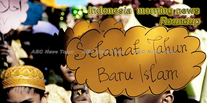 Indonesia morning news for August 26