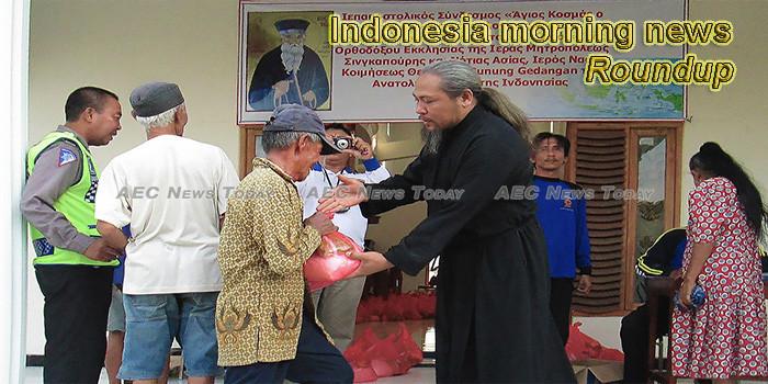 Indonesia morning news for September 6