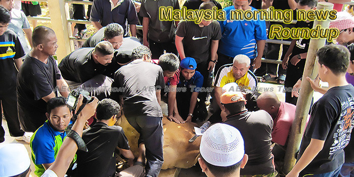 Malaysia morning news for August 6