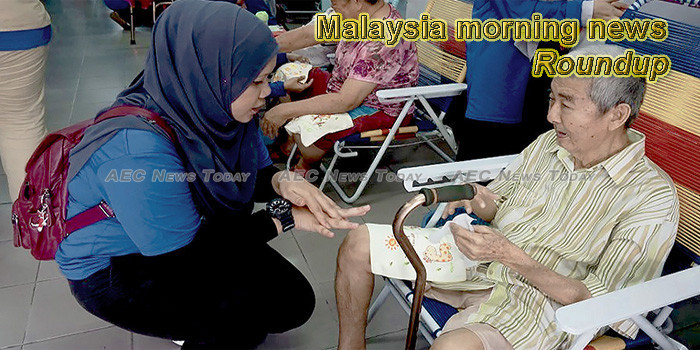 Malaysia morning news for August 23
