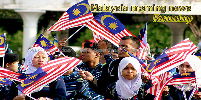 Malaysia morning news for August 26