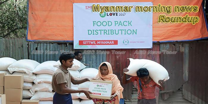 Myanmar morning news for September 5