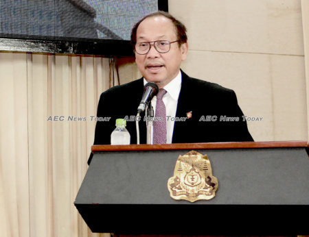"Government spokesman Siphan Phay: 'we're afraid of the mafia"""