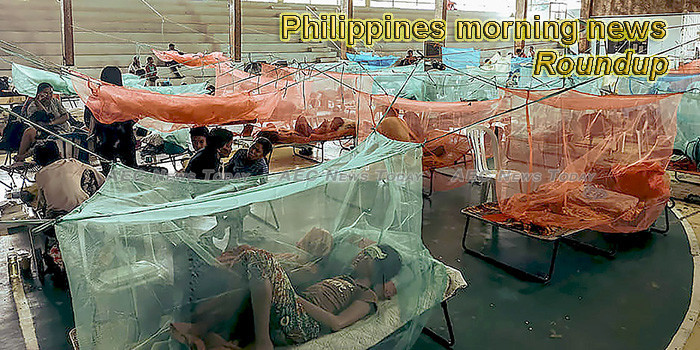 Philippines morning news for August 12