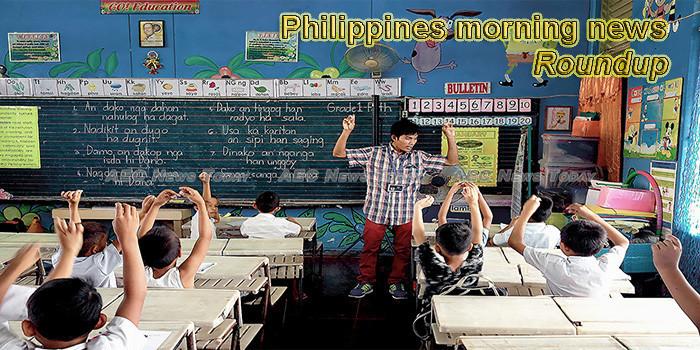 Philippines morning news for September 2