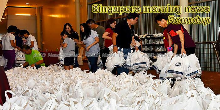 Singapore morning news for September 4