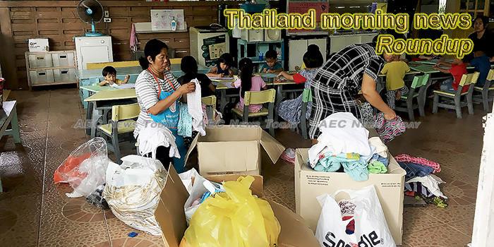 Thailand morning news for September 4