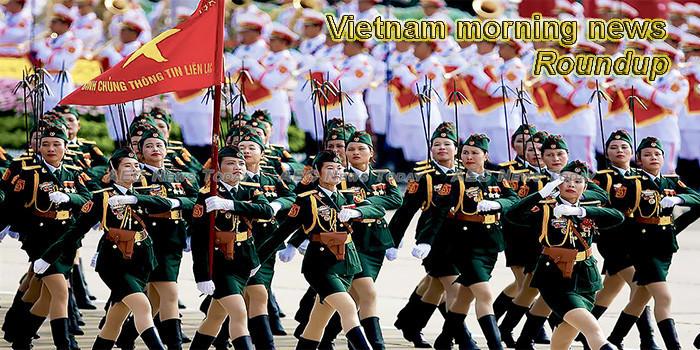 Vietnam morning news for September 5