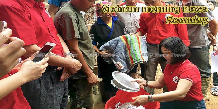 Vietnam morning news for August 21